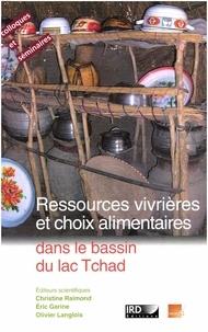 Christine Raimond - Ressources vivrières et choix alimentaires dans le bassin du lac Tchad - XI colloque international Méga-Tchad 20-22 Novembre 2002.