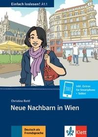 Neue Nachbarn in Wien- Einfach Loslesen! A1.1 - Christine Rettl |