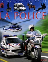 Christine Sagnier - La police.