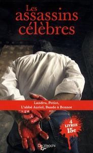 Christine Sagnier et Frédérique Césaire - Les assasins célèbres - Coffret en 4 volumes.
