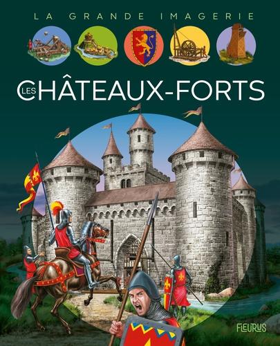 Christine Sagnier et Alessandro Baldanzi - Les châteaux-forts.