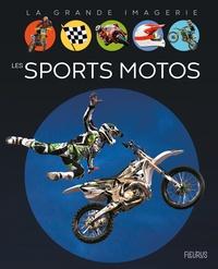 Christine Sagnier - Les sports motos.