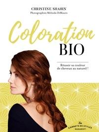 Christine Shahin - Coloration Bio.