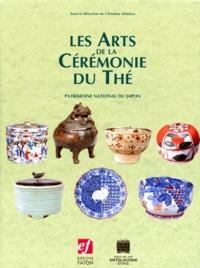 Christine Shimizu et  Collectif - Les arts de la cérémonie du thé.
