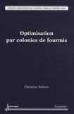 Christine Solnon - Optimisation par colonies de fourmis.
