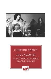 Accentsonline.fr Patti Smith, la poétique du rock - New York 1967-1975 Image
