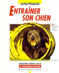 Christine Steimer et Gerd Ludwig - Entraîner son chien - Des exercices adaptés pour des jeux en intérieur ou en extérieur.