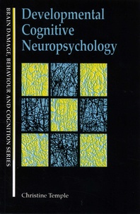 Christine Temple - Developmental cognitive neuropsychology.
