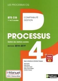 Christine Tronquoy - Processus 4 Gestion des relations sociales BTS CG 1re et 2e années.