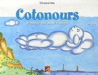 Christine Vélia - Cotonours - Le nuage aux mille visages.