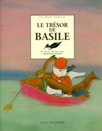 Christine Wendt - Le trésor de Basile.