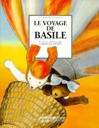 Christine Wendt - Le voyage de Basile.