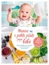 Christine Zalejski - Menus & petits plats pour bébé - 100 recettes pour débuter la diversification alimentaire ; 20 menus hebdos.