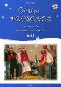 Christmas-Popsongs Band 1 - Weihnachtliche Musik für Klasse, Chor und Schulband.
