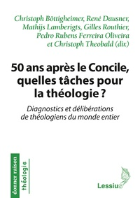 Rhonealpesinfo.fr 50 ans après le Concile, quelles tâches pour la théologie ? - Diagnostics et délibérations de théologiens du monde entier Image