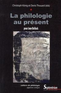 Philologie au présent - Pour Jean Bollack.pdf