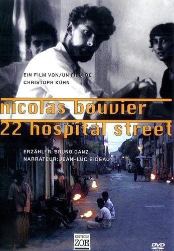 Christoph Kuhn - Nicolas Bouvier 22 Hospital Street - DVD.