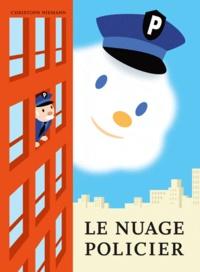 Christoph Niemann - Le nuage policier.
