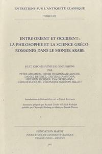 Christoph Riedweg - Entre Orient et Occident : la philosophie et la science gréco-romaines dans le monde arabe.