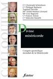 Christoph Schönborn et Philippe Barbarin - Divine miséricorde - Congrès apostolique mondial tenu du 2 au 6 avril 2008 à Rome (Italie).