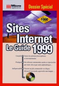 SITES INTERNET 1999. Le guide, Avec CD-ROM - Christoph Stuhrmann | Showmesound.org
