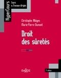 Christophe Albiges et Marie-Pierre Dumont-Lefrand - Droit des sûretés - 7e éd..
