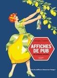 Christophe-Alexis Perez - Affiches de pub.