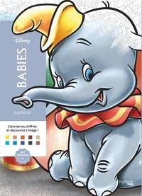Christophe-Alexis Perez - Coloriages mystères Disney Babies.