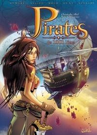 Christophe Alliel et Maxe L'Hermenier - Pirates des 1001 Lunes Tome 1 : .