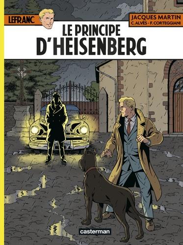 Lefranc Tome 28 Le principe d'Heisenberg