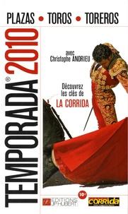 Christophe Andrieu - Temporada 2010.