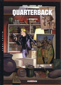 Christophe Araldi et David Chauvel - Quarterback Tome 3 : Red Greenberg.