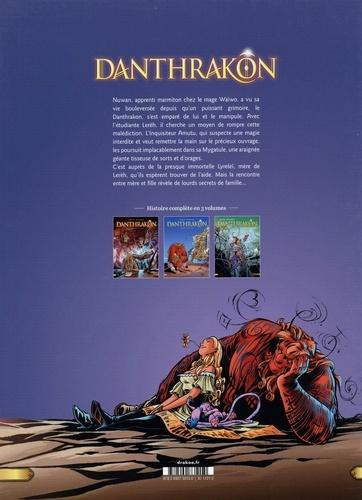 Danthrakôn Tome 2 Lyreleï la fantasque
