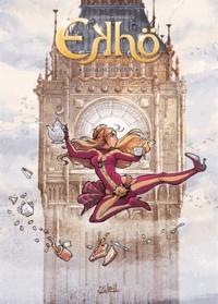 Christophe Arleston - Ekhö monde miroir T07 - Swinging London.