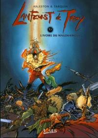Christophe Arleston et Didier Tarquin - Lanfeust de Troy Tome 1 : L'ivoire du Magohamoth.