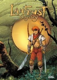 Didier Tarquin - Lanfeust Odyssey T04 : La Grande Traque.