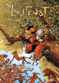 Christophe Arleston et Didier Tarquin - Lanfeust Odyssey Tome 2 : L'énigme Or-Azur.