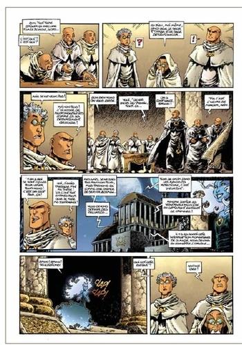 Lanfeust Odyssey Tome 5 Le piège des sables