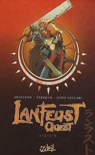 Christophe Arleston et Didier Tarquin - Lanfeust Quest  : Coffret 4 volumes : Tomes 1 à 4.