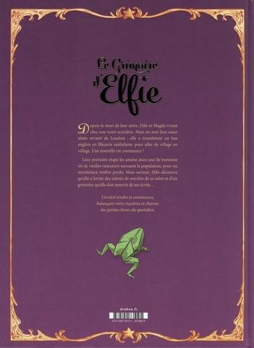 Le grimoire d'Elfie Tome 1 L'île presque