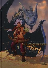 Christophe Arleston et Ciro Tota - Les conquérants de Troy Intégrale : .