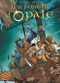 Christophe Arleston - Les Forêts d'Opale T11 - La Fable oubliée.