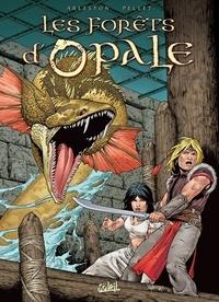 Christophe Arleston - Les Forêts d'Opale Tome 04 : Les geôles de Nénuphe.