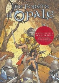 Christophe Arleston et  Pellet - Les forêts d'Opale Tome 1 : Le bracelet de Cohars.