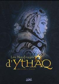 Christophe Arleston et Adrien Floch - Les Naufragés d'Ythaq  : Coffret Tome 4, 5 et 6.