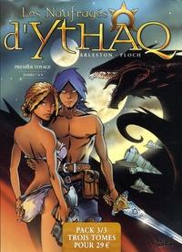 Télécharger des livres de google Les Naufragés d'Ythaq Premier voyage par Christophe Arleston, Adrien Floch (French Edition) 9782302078680 DJVU