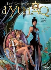 Christophe Arleston et Adrien Floch - Les Naufragés d'Ythaq Tome 11 : L'haleine de l'ogre.