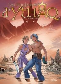 Christophe Arleston et Adrien Floch - Les Naufragés d'Ythaq Tome 13 : Glèbe la singulière.