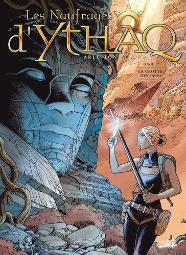 Les Naufragés d'Ythaq Tome 17 La Grotte des Faces