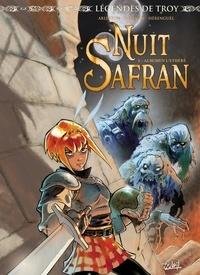 Lire des livres en ligne téléchargement gratuit livre complet Nuit Safran Tome 1 in French